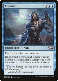 Encrust, Magic: The Gathering, Magic 2015 (M15)