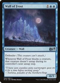 Wall of Frost, Magic, Magic 2015 (M15)