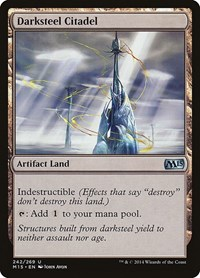 Darksteel Citadel, Magic: The Gathering, Magic 2015 (M15)
