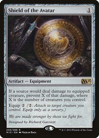 Shield of the Avatar, Magic: The Gathering, Magic 2015 (M15)