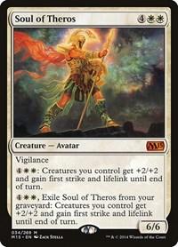 Soul of Theros, Magic: The Gathering, Magic 2015 (M15)