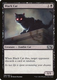 Black Cat, Magic: The Gathering, Magic 2015 (M15)