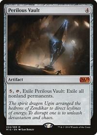 Perilous Vault (Foil)