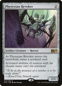 Phyrexian Revoker, Magic, Magic 2015 (M15)