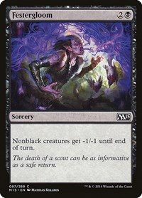 Festergloom, Magic: The Gathering, Magic 2015 (M15)