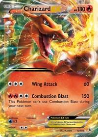 Charizard EX (12), Pokemon, XY - Flashfire