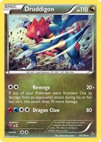 Druddigon, Pokemon, XY - Flashfire