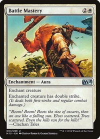 Battle Mastery, Magic: The Gathering, Magic 2015 (M15)