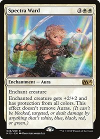 Spectra Ward, Magic, Magic 2015 (M15)