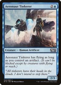 Aeronaut Tinkerer, Magic: The Gathering, Magic 2015 (M15)