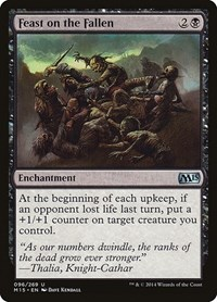 Feast on the Fallen, Magic: The Gathering, Magic 2015 (M15)