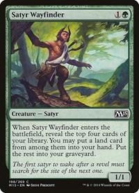 Satyr Wayfinder, Magic: The Gathering, Magic 2015 (M15)