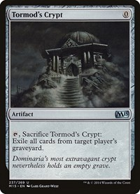 Tormod's Crypt, Magic: The Gathering, Magic 2015 (M15)