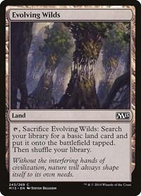 Evolving Wilds, Magic, Magic 2015 (M15)