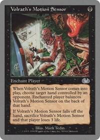 Volrath's Motion Sensor, Magic: The Gathering, Unglued