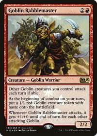 Goblin Rabblemaster, Magic: The Gathering, Buy-A-Box Promos