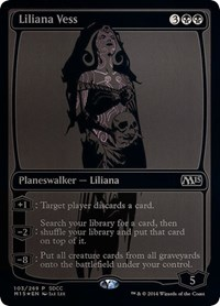 Liliana Vess SDCC 2014 EXCLUSIVE (Foil)