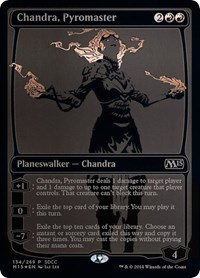 Chandra, Pyromaster SDCC 2014 EXCLUSIVE (Foil)