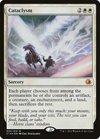 Cataclysm, Magic: The Gathering, From the Vault: Annihilation