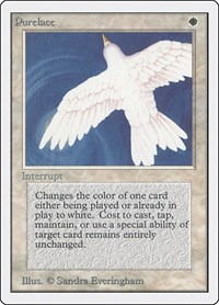 Purelace, Magic: The Gathering, Unlimited Edition
