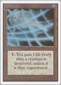Soul Net, Magic: The Gathering, Unlimited Edition
