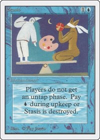 Stasis, Magic, Unlimited Edition