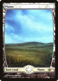 Plains - Full Art, Magic: The Gathering, Judge Promos