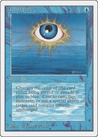 Thoughtlace, Magic: The Gathering, Unlimited Edition