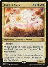Child of Alara, Magic: The Gathering, From the Vault: Annihilation