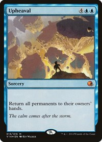 Upheaval, Magic: The Gathering, From the Vault: Annihilation