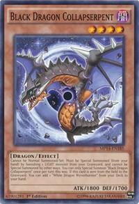 Black Dragon Collapserpent, YuGiOh, 2014 Mega-Tins Mega Pack