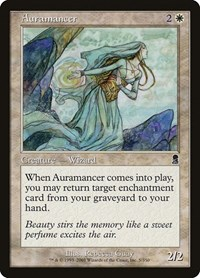 Auramancer, Magic: The Gathering, Odyssey