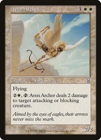Aven Archer, Magic: The Gathering, Odyssey