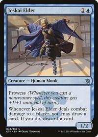 Jeskai Elder, Magic: The Gathering, Khans of Tarkir