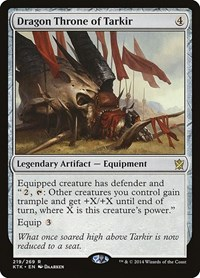 Dragon Throne of Tarkir, Magic: The Gathering, Khans of Tarkir