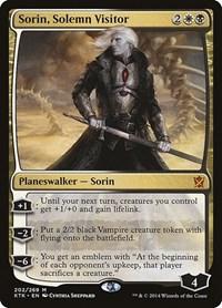 Sorin, Solemn Visitor (Foil)