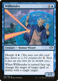 Willbender, Magic: The Gathering, Duel Decks: Speed vs. Cunning