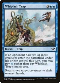 Whiplash Trap, Magic: The Gathering, Duel Decks: Speed vs. Cunning