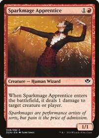Sparkmage Apprentice, Magic: The Gathering, Duel Decks: Speed vs. Cunning