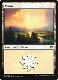 Plains (79), Magic: The Gathering, Duel Decks: Speed vs. Cunning
