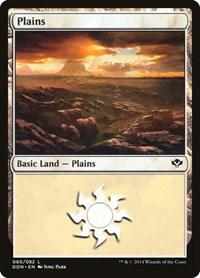 Plains (80), Magic: The Gathering, Duel Decks: Speed vs. Cunning