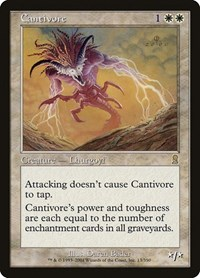 Cantivore, Magic: The Gathering, Odyssey