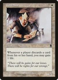 Confessor, Magic: The Gathering, Odyssey
