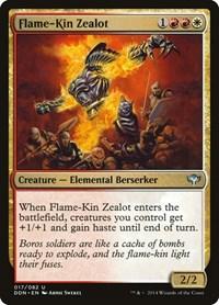 Flame-Kin Zealot, Magic: The Gathering, Duel Decks: Speed vs. Cunning