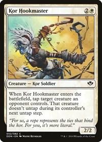 Kor Hookmaster, Magic: The Gathering, Duel Decks: Speed vs. Cunning