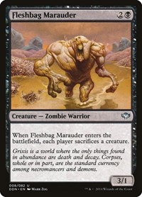 Fleshbag Marauder, Magic: The Gathering, Duel Decks: Speed vs. Cunning