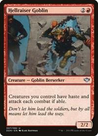Hellraiser Goblin, Magic: The Gathering, Duel Decks: Speed vs. Cunning