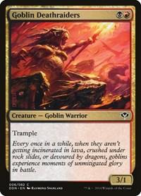 Goblin Deathraiders, Magic: The Gathering, Duel Decks: Speed vs. Cunning
