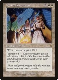Divine Sacrament, Magic: The Gathering, Odyssey