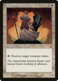 Dogged Hunter, Magic: The Gathering, Odyssey